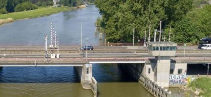 Renovatie Wantijbrug